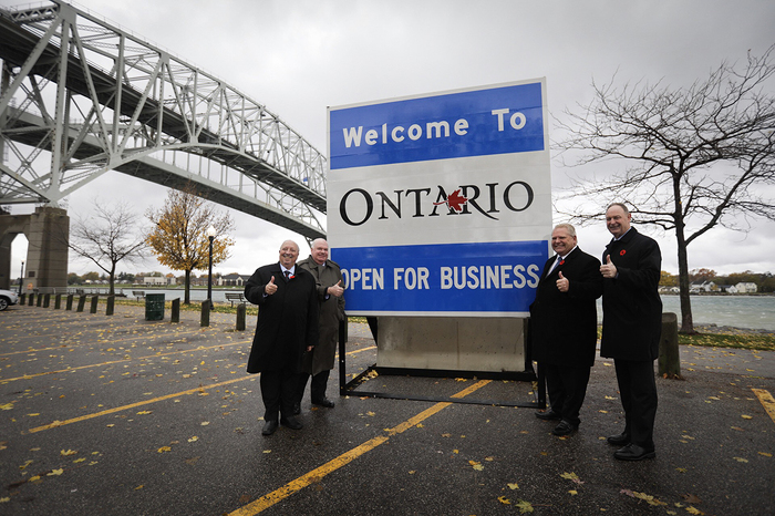 Open For Business - Sarnia - Government of Ontario