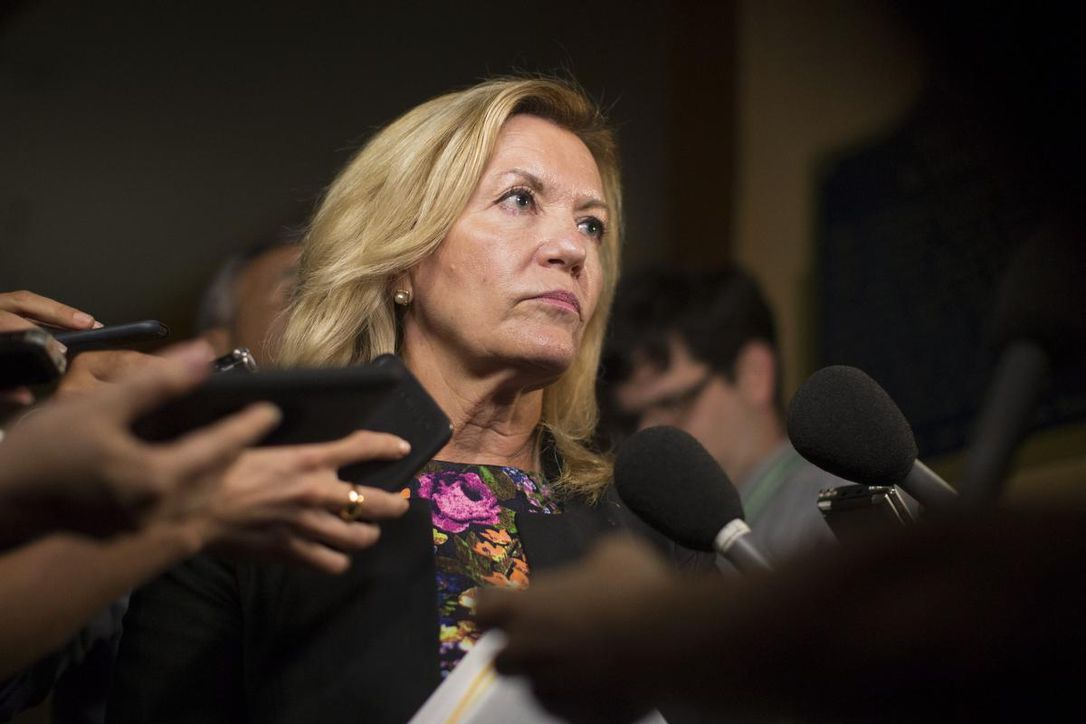 Christine Elliott - Photo credit The Star