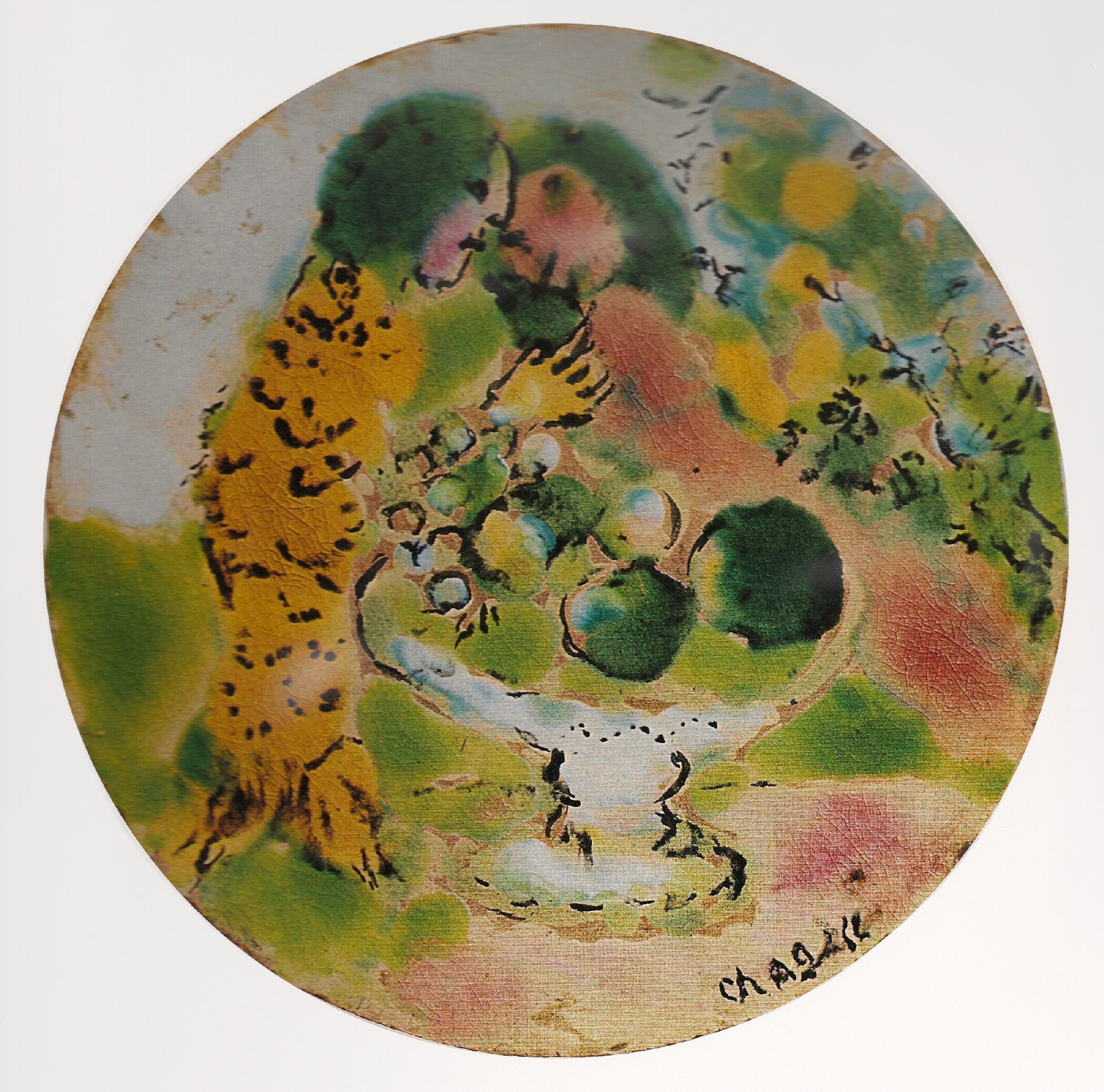 Chagall-Plate-2