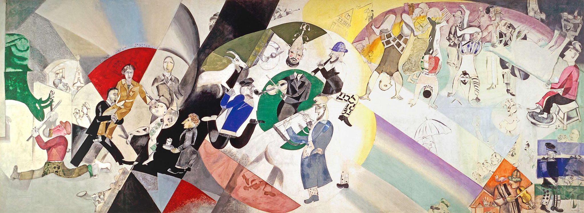 Introduction to the Jewish Theatre - Chagall's Box