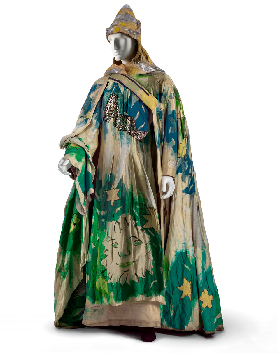 Magic Flute Costume - Chagall