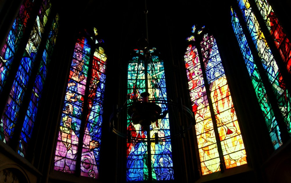 Stained Glass Windows of the Metz Cathedral photo© Very Hungry Explorer