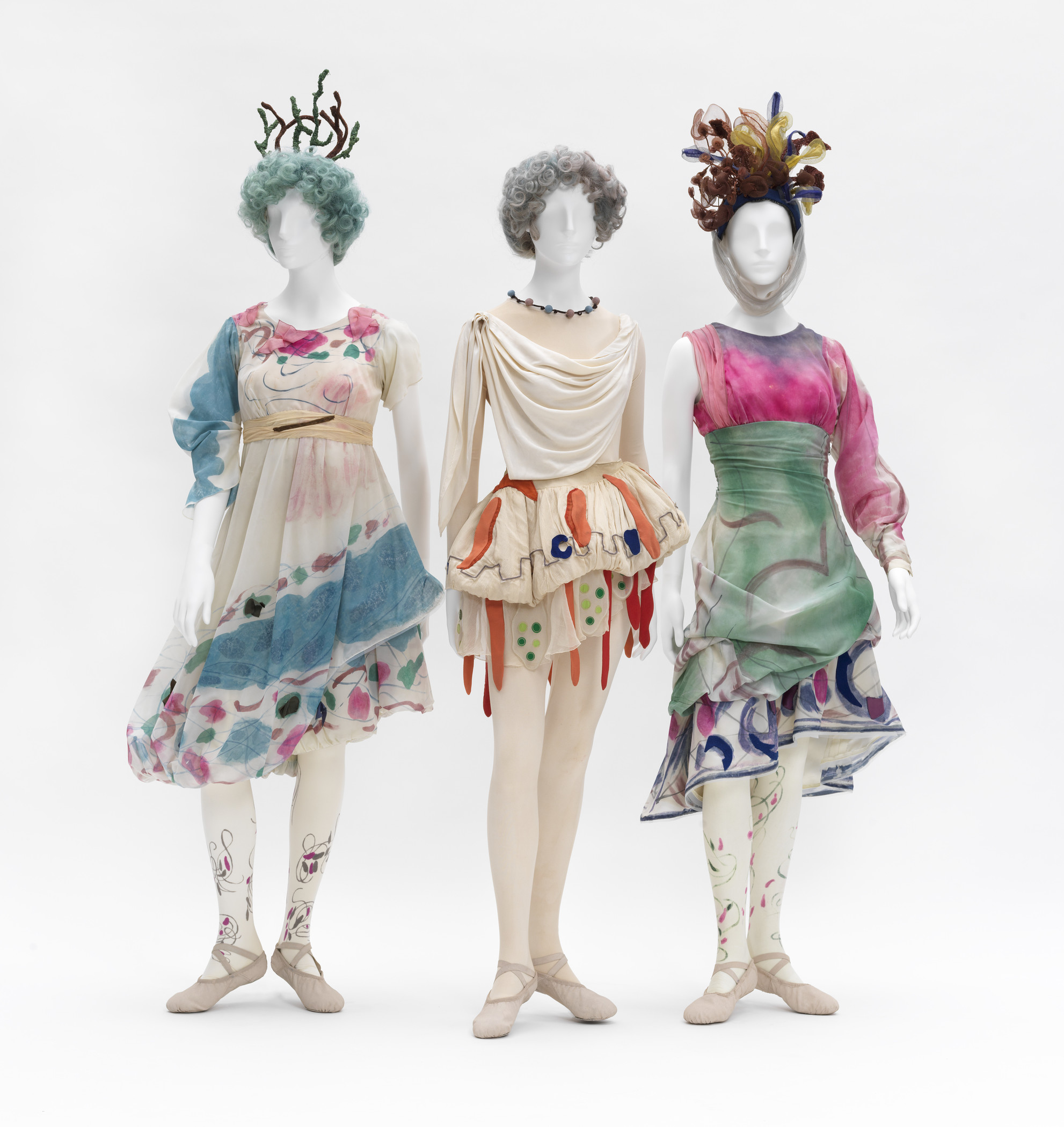 Costumes for Daphnis et Cloe