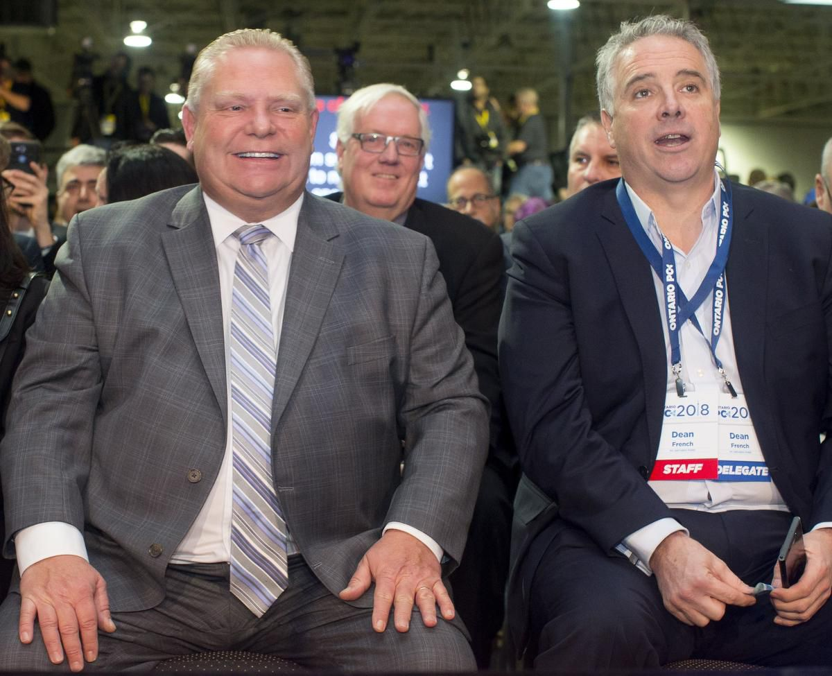 Doug Ford & Dean French
