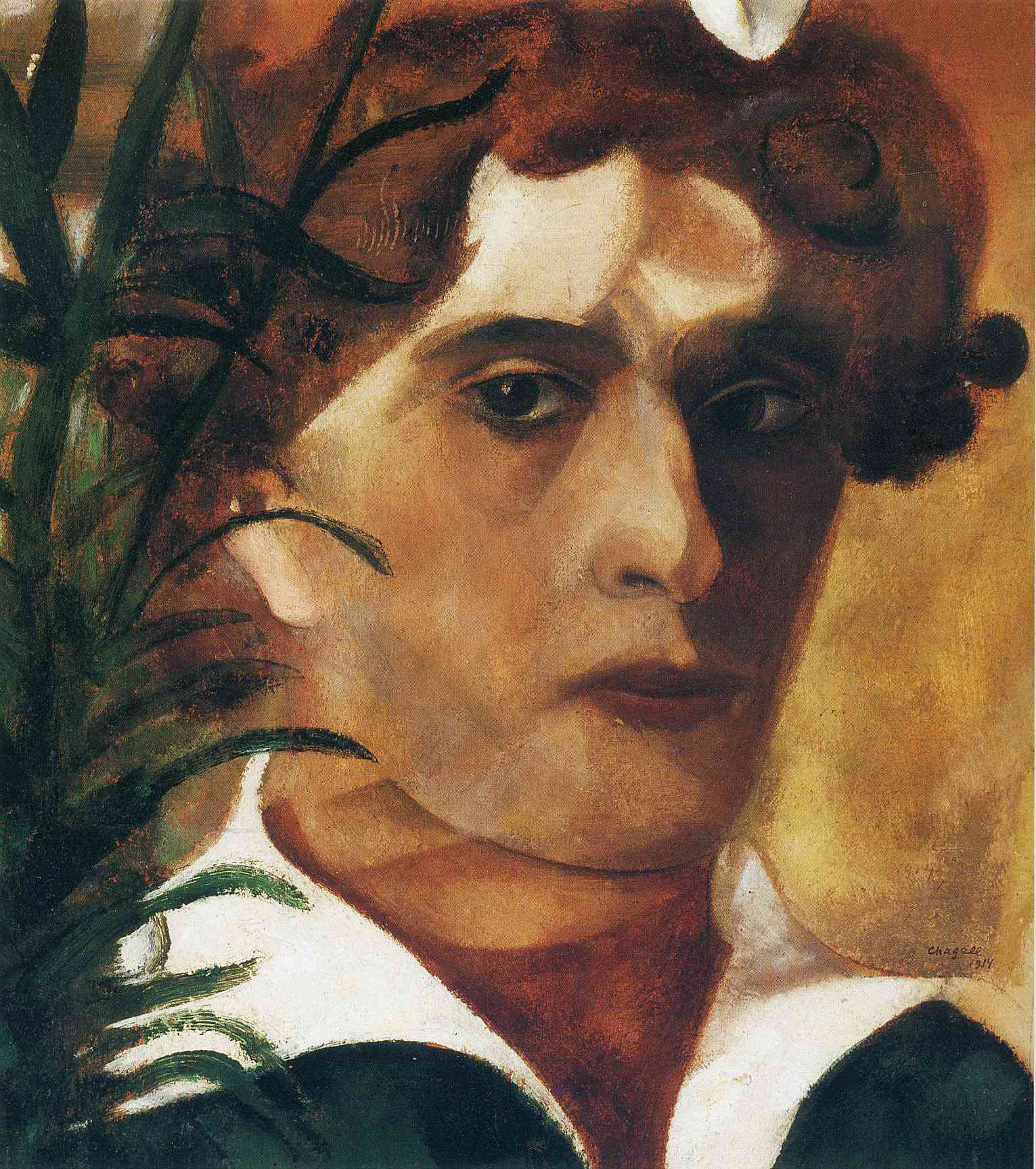 self-portrait-1914